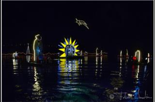 The underwater christmas on the evening of 24 December_picture of Fabio Iardino