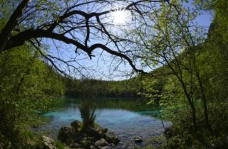 Lake of Cornino_picture of Fabio Iardino